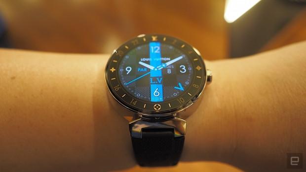 Louis Vuitton ilk akıllı saatini piyasaya sürdü - Page 2