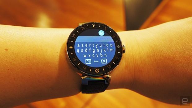 Louis Vuitton ilk akıllı saatini piyasaya sürdü - Page 3