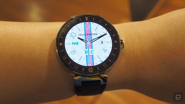 Louis Vuitton ilk akıllı saatini piyasaya sürdü - Page 4