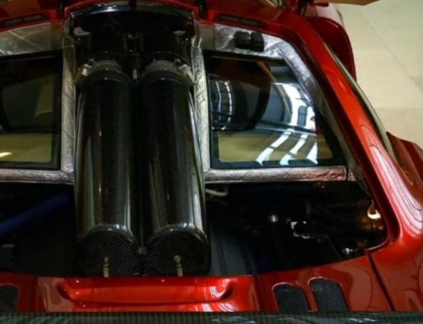 Lüks spor araba devi Ferrari'nin, son modeli - Page 1