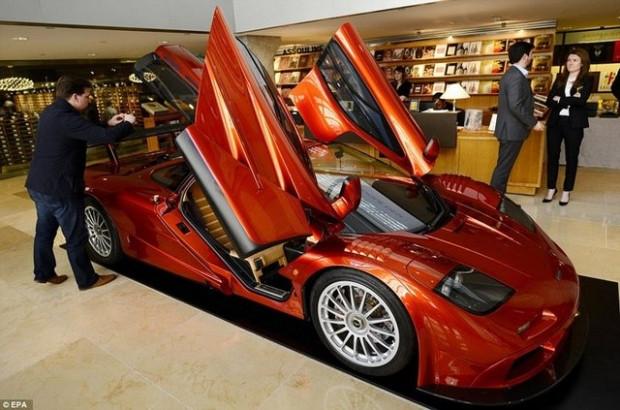 Lüks spor araba devi Ferrari'nin, son modeli - Page 4