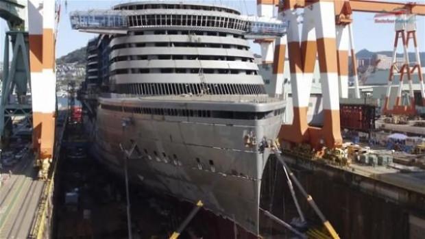 Lüks yolcu gemileri nasıl yapılıyor? - Page 3