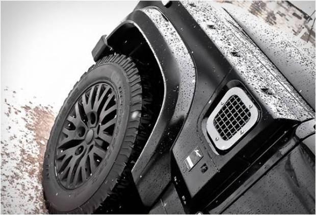 Lüksü sevenlere Land Rover Defender - Page 2