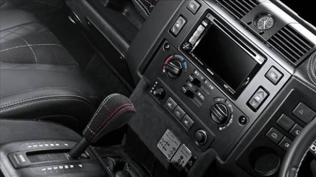 Lüksü sevenlere Land Rover Defender - Page 4