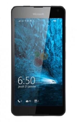 Lumia 650'nin basın görüntüleri yayınlandı - Page 1