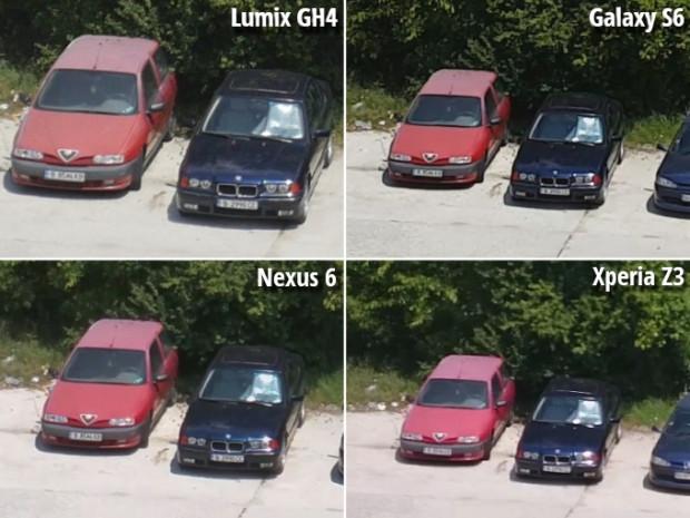 Lumix GH4, Nexus 6, Xperia Z3 ve  Galaxy S6 kamera karşılaştırması - Page 4