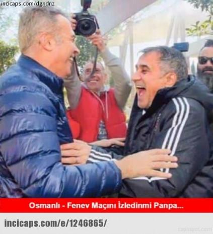 Maç sonrası Fenerbahçe caps'leri güldürdü - Page 4