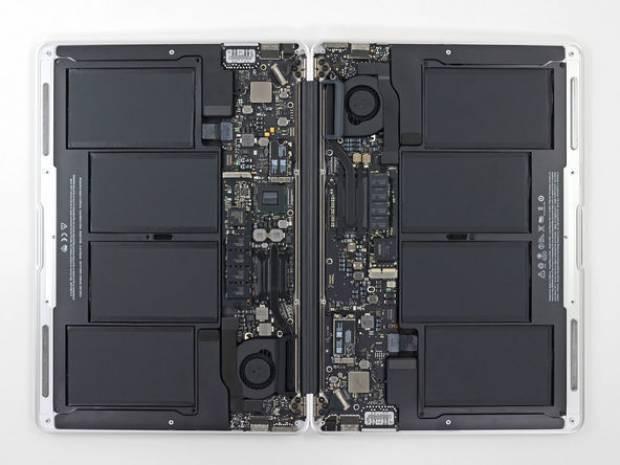 MacBook Air 2013'ü parçalara ayırdılar - Page 4