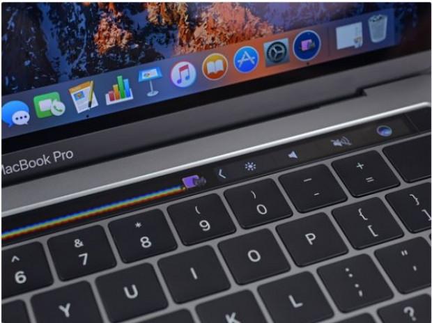 MacBook Pro 13 inç Touch Bar parçalarına ayrıldı - Page 2