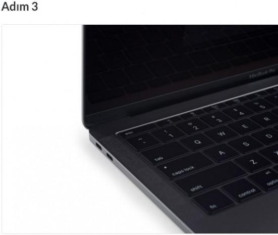 Yeni MacBook Pro parçalarına ayrıldı! - Page 1