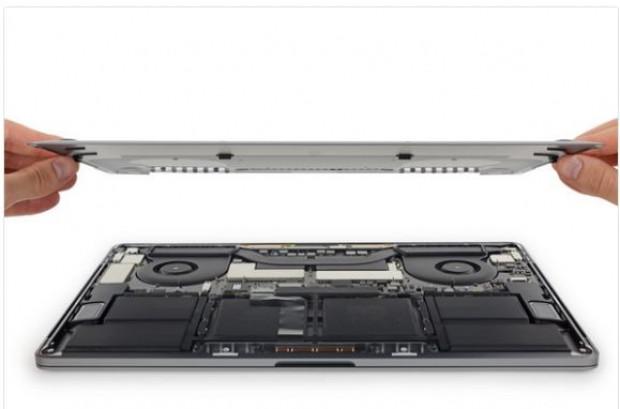 MacBook Pro 15 inç Touch Bar parçalarına ayrıldı - Page 2