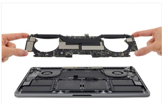 MacBook Pro 15 inç Touch Bar parçalarına ayrıldı - Page 4