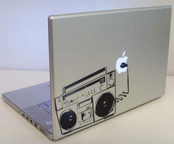 MacBook'unuzu süsleyecek harika Sticker'lar - Page 1