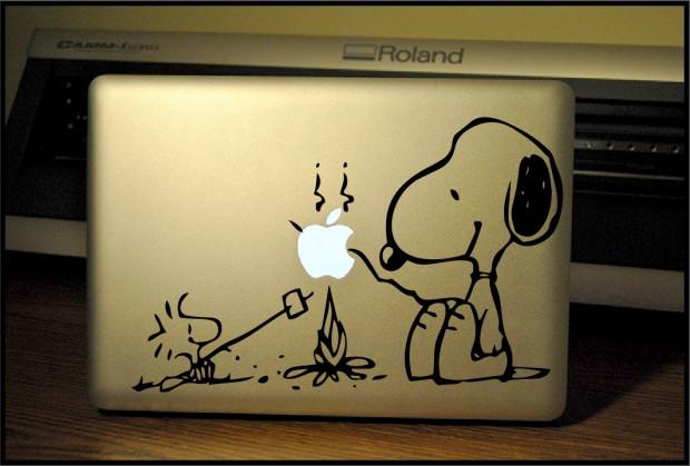 MacBook'unuzu süsleyecek harika Sticker'lar - Page 3
