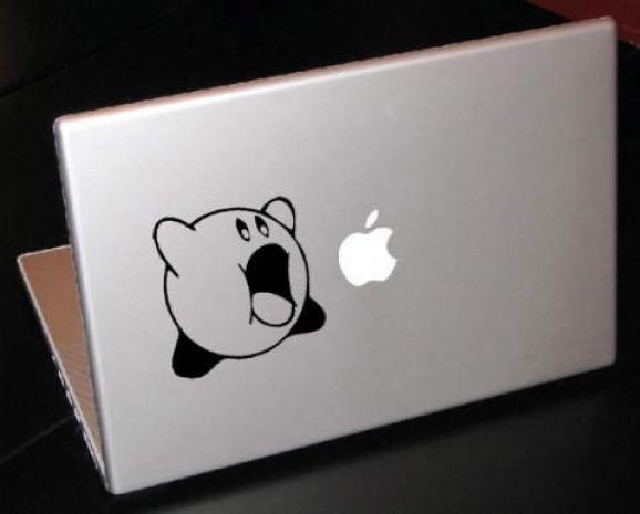 MacBook'unuzu süsleyecek harika Sticker'lar - Page 4