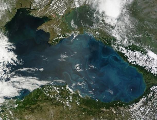 Marmaradaki değişime NASA'dan açıklama - Page 1