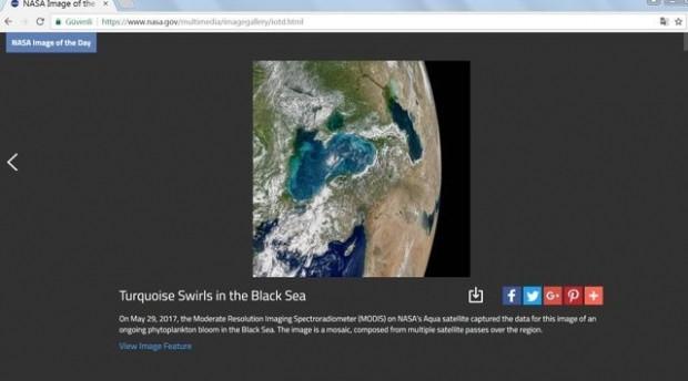 Marmaradaki değişime NASA'dan açıklama - Page 2
