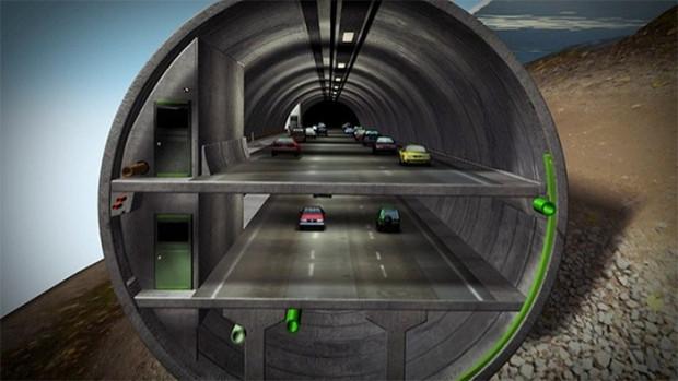 Marmaray'ın kardeşi Avrasya Tüneli 8 ay önce hizmete açılıyor! - Page 1