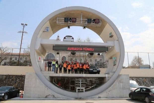 Marmaray'ın kardeşi Avrasya Tüneli 8 ay önce hizmete açılıyor! - Page 3