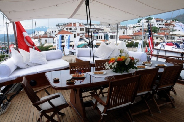 Marmaris Yacht Charter Show başladı! - Page 3