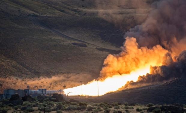 Mars gezisi için motorlar test edildi - Page 1