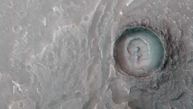 Mars, ilk defa 3 boyutlu görüntülendi! - Page 1