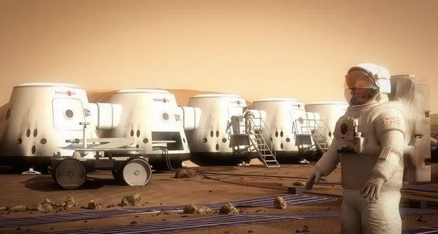 Mars neden önemli Mars'a hayat bulunursa ne olacak? - Page 1