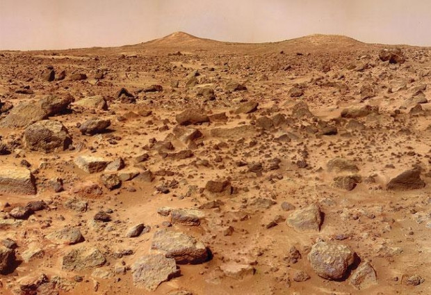 Mars suyu içilebilecek mi? - Page 1