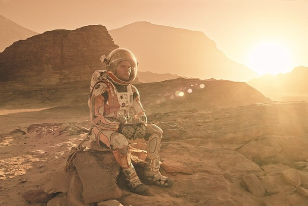 Mars toprağı tarıma elverişli çıktı - Page 1