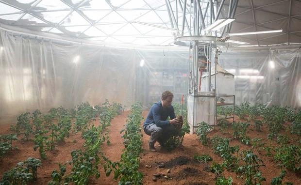 Mars toprağı tarıma elverişli çıktı - Page 4