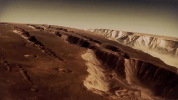 Mars üzerinde hayranlık uyandıran gezinti - Page 2