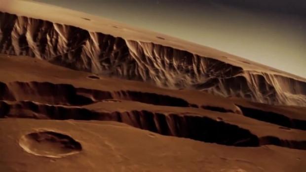 Mars üzerinde hayranlık uyandıran gezinti - Page 3
