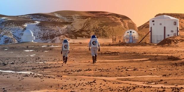 Mars yolculuğu 18 aydan 6 haftaya iniyor - Page 1