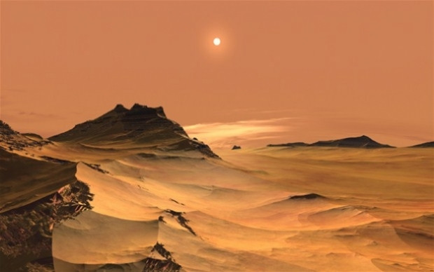 Mars yüzeyinde 35 yıl önce insan gördü! - Page 4
