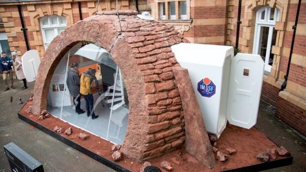 Mars'da yaşayacağımız ev konseptleri - Page 2