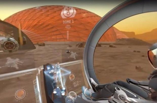 Mars'da yaşayacağımız şehir! - Page 2