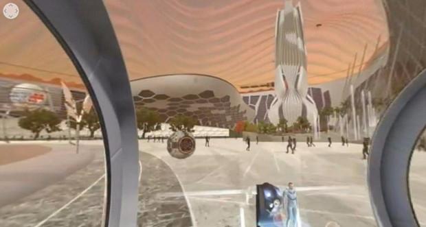 Mars'da yaşayacağımız şehir! - Page 3