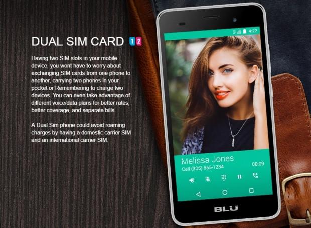 Marshmallow'lu en ucuz telefon BLU Dash X2 ve M2 - Page 2