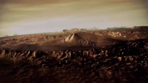 Mars'ın haritası ortaya çıktı! - Page 2