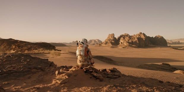 Marslı filmi gerçeğe ne kadar yakın! - Page 1