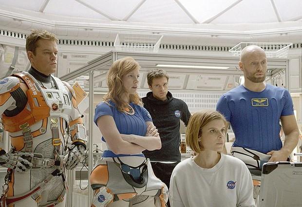 Marslı filmi gerçeğe ne kadar yakın! - Page 3