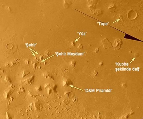 Mars'ta 37 yıldır çözülemeyen sırlar! - Page 1