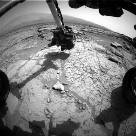 Mars'ta bir ilk - Page 2
