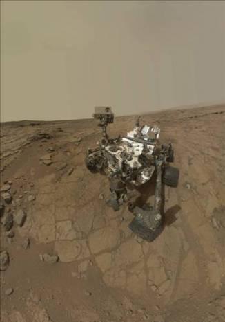 Mars'ta bir ilk - Page 3