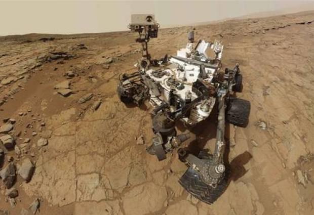 Mars'ta bir ilk - Page 4