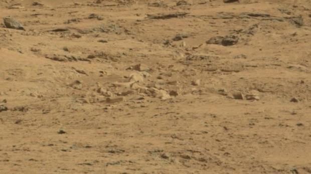 Mars'ta görünen 'tabut' neyin nesi? - Page 1