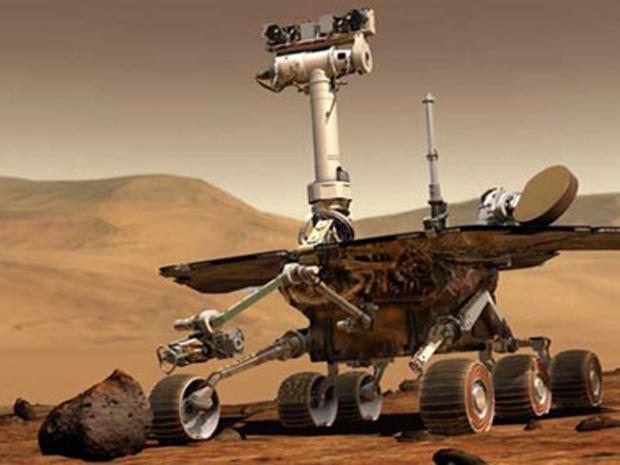 Mars'ta görünen 'tabut' neyin nesi? - Page 4