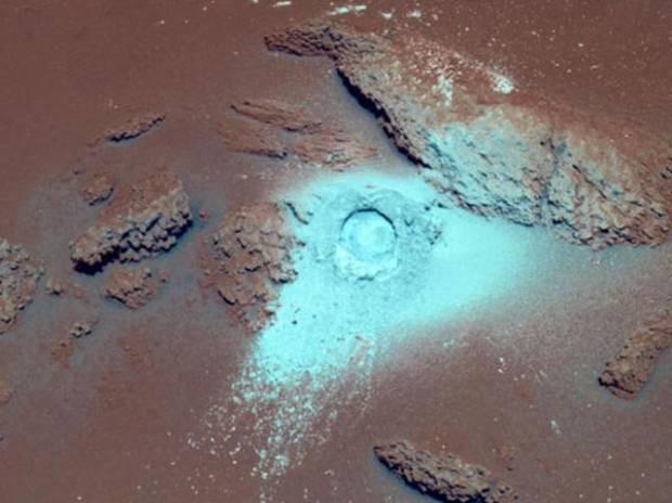 Mars'ta içme suyu bulundu! - Page 1