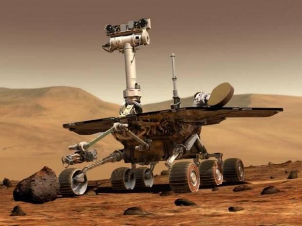 Mars'ta içme suyu bulundu! - Page 4