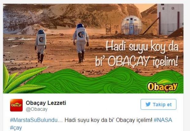 Mars'ta su bulununca bakın ne yaptılar! - Page 3